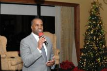 Kasim Reed in Atlanta